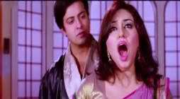 Kothin Protishodh - Shakib Khan and Apu Biswas Comedy