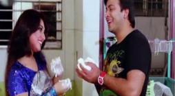 Kothin Protishodh - Shakib Khan and Apu Biswas Romance